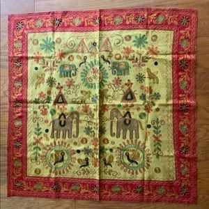 Other - NWOT...Embroidery wall hanging from Thailand